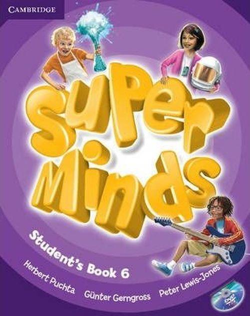 cumpără Super Minds Student's Book 6 în Chișinău