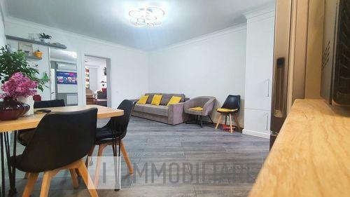 Apartament cu 1 cameră+living, sect. Rîșcani, str. Studenților.
