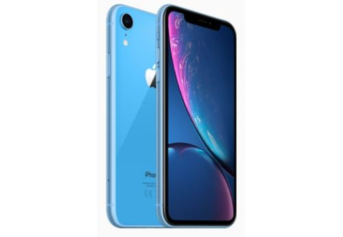 купить Apple iPhone XR 128GB, Blue в Кишинёве