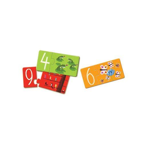 купить PUZZLE DUO - ЦИФРЫ в Кишинёве