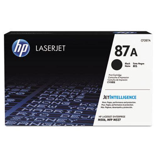 купить HP 87A Black Original LaserJet Toner Cartridge, 9000 p., for M5xx series в Кишинёве