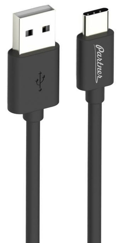 cumpără Cablu telefon mobil Partner 38773 USB 2.0 - Type-C 1m în Chișinău
