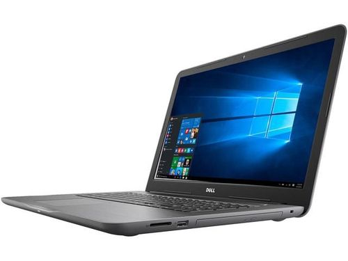 """купить DELL Inspiron 17 5000 Black (5767), 17.3"""" FullHD (Intel® Core™ i5-7200U 2.50-3.10GHz (Kaby Lake), 8Gb DDR4 RAM, 1.0TB HDD, AMD Radeon™ R7 M445 4Gb GDDR5, DVDRW, CardReader, WiFi -AC/BT4.2, 3cell, HD 720p Webcam, RUS, Ubuntu, 2.83kg) в Кишинёве"""