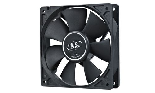 "cumpără 120mm Case Fan - DEEPCOOL ""XFAN 120"" Fan, 120x120x25mm, 1300rpm, <25dBa, 44.7CFM, Hydro Bearing, Big 4Pin and 3Pin Molex, Black în Chișinău"