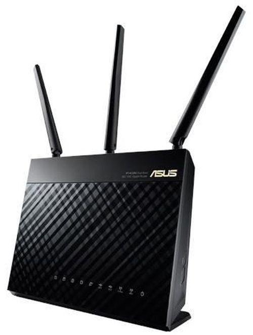 купить Wi-Fi роутер ASUS RT-AC68U в Кишинёве