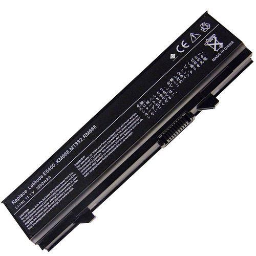 купить Battery Dell Latitude E5400 E5410 E5500 E5510 KM752 KM760 KM769 KM771 KM970 MT186 MT187 MT193 MT196 MT332 RM668 PW640 T749D Y568 11.1V 5200mAh Black OEM в Кишинёве