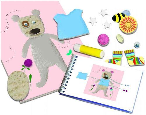 купить Аппликация для малышей DJECO в Кишинёве