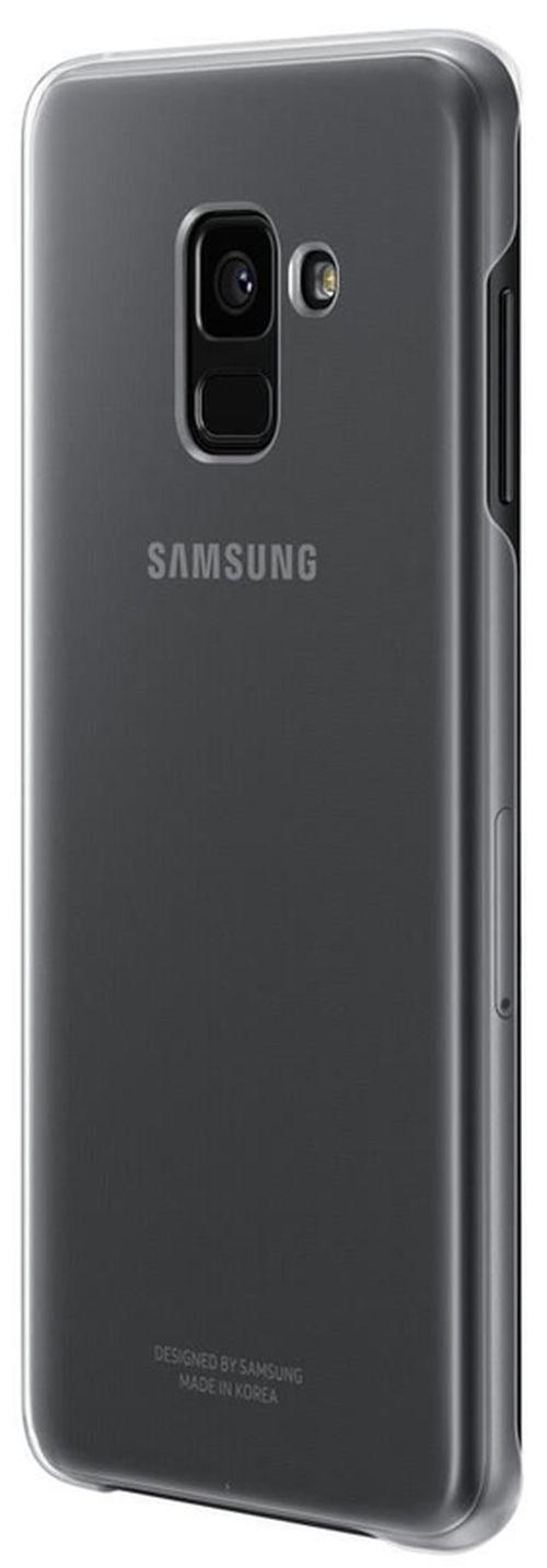 cumpără Husă pentru smartphone Samsung EF-QA530, Galaxy A8 2018, Clear Cover, transparent în Chișinău
