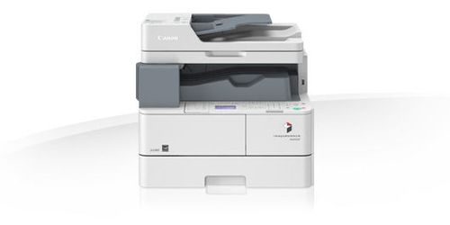 купить MFP Canon iR1435IF, Mono Printer/Copier/Color Scanner/Fax, DADF(50-sheet), Duplex, Net,  A4, 600x600 dpi, 35ppm, 25–400%,256Mb,Paper Input (Standard) 500-sheet tray, USB 2.0, Set - Drum Unit: 35500 pag, Not in set - Cartridge C-EXV50 (17600 pages 5%) в Кишинёве