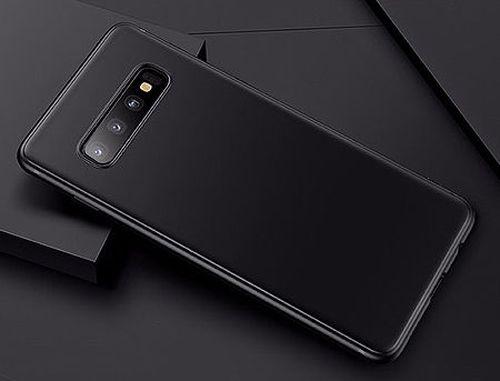 купить 820011 Husa Screen Geeks Solid Samsung Galaxy S10, Black (чехол накладка в асортименте для смартфонов Samsung) в Кишинёве