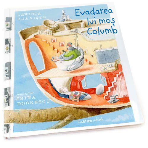купить Побег старого Колумба - Лавиния Браниште в Кишинёве