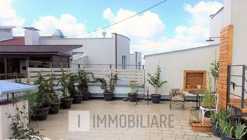 Penthouse cu terasă, sect. Rîșcani, str. Studenților.