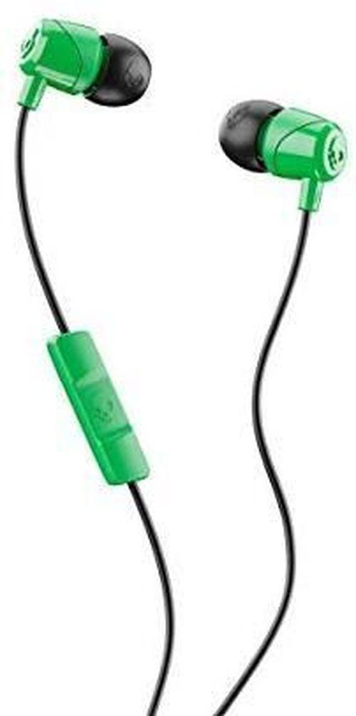 cumpără Cască cu microfon Skullcandy S2DUY-L102 JIB in ear green/black/green în Chișinău