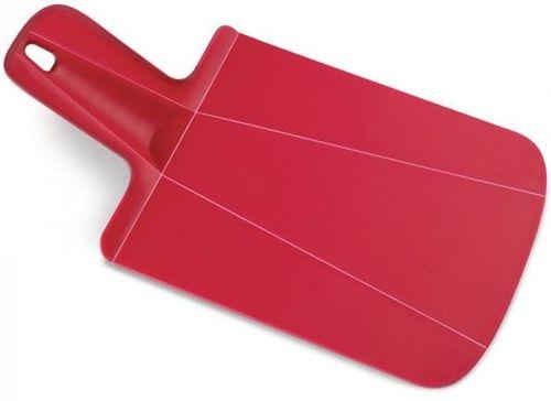 купить Аксессуар для кухни Joseph Joseph 60052 Гибкая разделочная доска ((мини/красная) Chop2Pot в Кишинёве