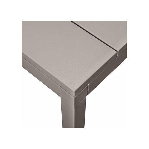 купить Стол раздвижной Nardi RIO 210 EXTENSIBLE TORTORA vern. Tortora 48259.10.000 (Стол раздвижной для сада и террасы) в Кишинёве