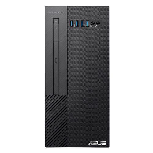 купить Системный блок компьютер ASUS ExpertCenter X5 Mini Tower X500MA-R4600G0390 AMD Ryzen 5 4600G 3.7-4.2GHz/16GB DDR4/M.2 NVMe 512GB SSD/AMD Radeon Graphics/HD 7.1 Ch. Audio, 300W (80+ Bronze, peak 350W), Wired keyboard and optical mouse в Кишинёве