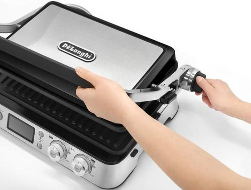 cumpără Grill-barbeque electric DeLonghi CGH1012D MultiGrill Smart în Chișinău