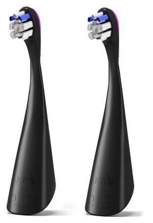 купить Аксессуар для зубных щеток Jetpik JP300 2 Pack, black в Кишинёве