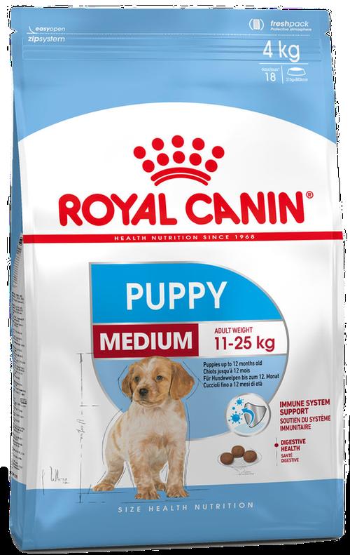 cumpără Royal Canin  MEDIUM PUPPY 4kg în Chișinău