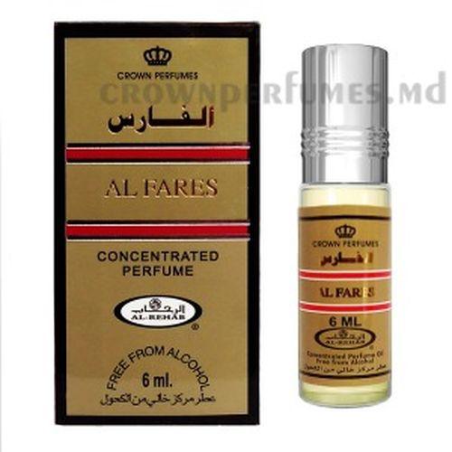 купить Масляные духи Al-Fares | Аль Фарес в Кишинёве