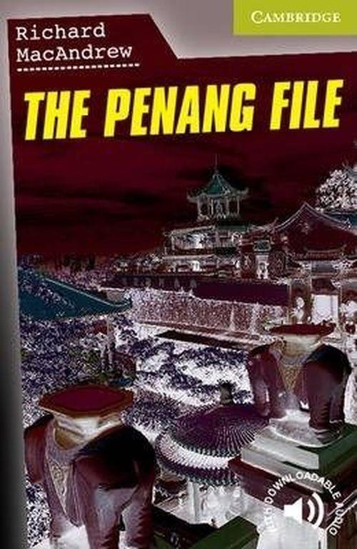 """купить """"The Penang File"""" Richard MacAndrew (Starter/Beginner) в Кишинёве"""