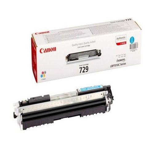 купить Cartridge Canon 729 Cyan(1500 pages) for LBP-5050/5050N, MF8030Cn/8050Cn/8080Cw в Кишинёве