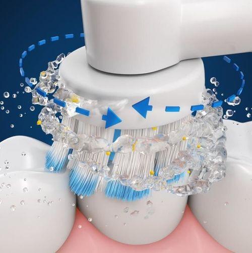 cumpără Periuță de dinți electrică Oral-B PRO 1 Sensitive Ultrathin în Chișinău