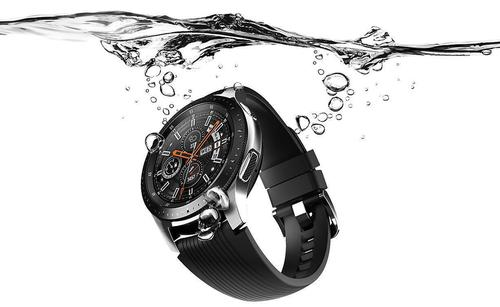 cumpără Ceas inteligent Samsung SM-R800 Galaxy Watch (46mm) Silver în Chișinău