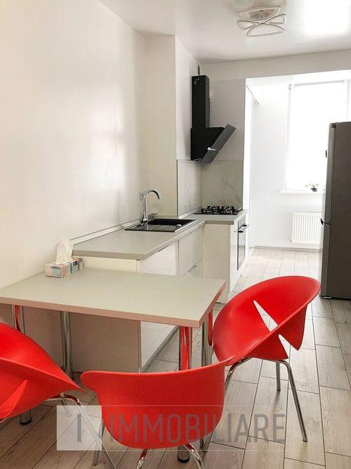 Apartament cu 1 cameră+living, sect. Ciocana, str. Nicolae Milescu Spătarul.