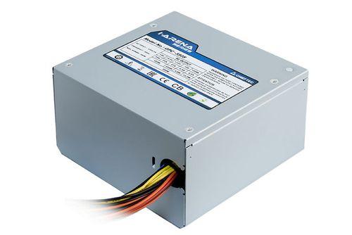 купить Блок питания 600W ATX Power supply Chieftec GPC-600S, 600W, ATX 12V 2.3, 120mm silent fan, 80 plus, Active PFC (Power Factor Correction) в Кишинёве