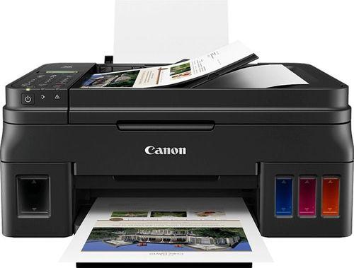 купить MFD Canon Pixma G4411 + Gift Kit III (GI-490BK + PP-201) в Кишинёве