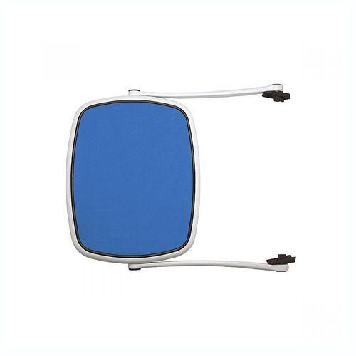купить Козырек для шезлонга лежака Nardi PARASOLE (ALFA-OMEGA-EDEN-TROPICO) BIANCO blu 40418.00.112 (Козырек для шезлонга лежака Nardi Alfa / Eden / Omega / Tropico) в Кишинёве