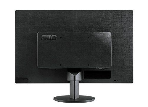 "купить 18.5"" AOC LED e970Swn Black (5ms, 20M:1 DCR, 200cd, 1366x768), VESA в Кишинёве"