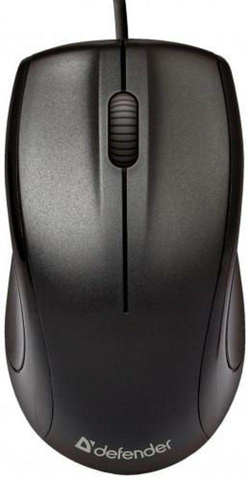 cumpără Mouse Defender Optimum MB-150, Black, PS/2 (52150) în Chișinău
