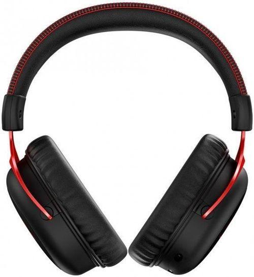 cumpără Cască cu microfon HyperX HHSC2X-BA-RD/G, Cloud II Wireless, Black/Red în Chișinău