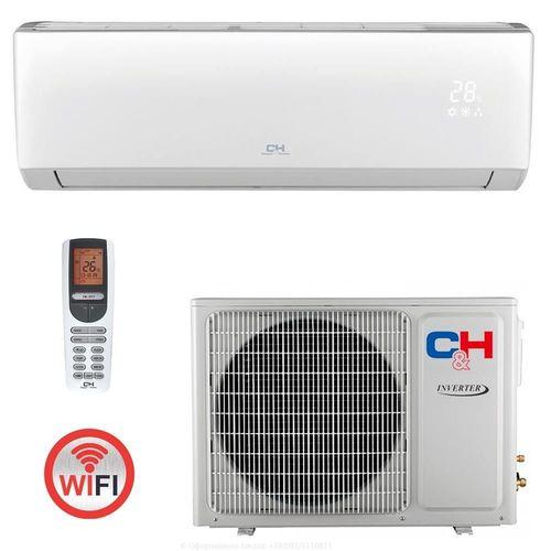 cumpără Aparat aer condiționat split Cooper&Hunter CH-S24FTXLA Arctic Inverter Wi-Fi White în Chișinău