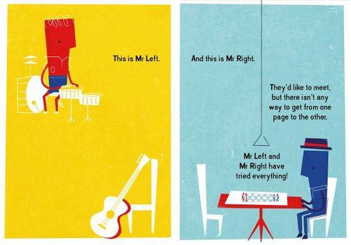 купить Mr Left and Mr Right (на английском) в Кишинёве