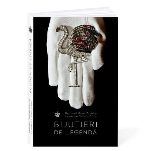 купить BIJUTIERI DE LEGENDĂ- BERTRAND MEYER-STABLEY в Кишинёве