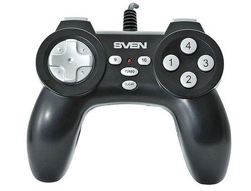 купить Gamepad SVEN Scout, D-Pad, 12 buttons, USB, www в Кишинёве