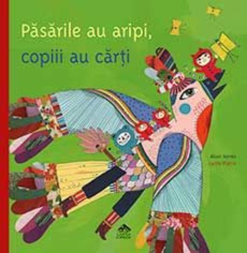 cumpără Păsările au aripi, copiii au cărți în Chișinău