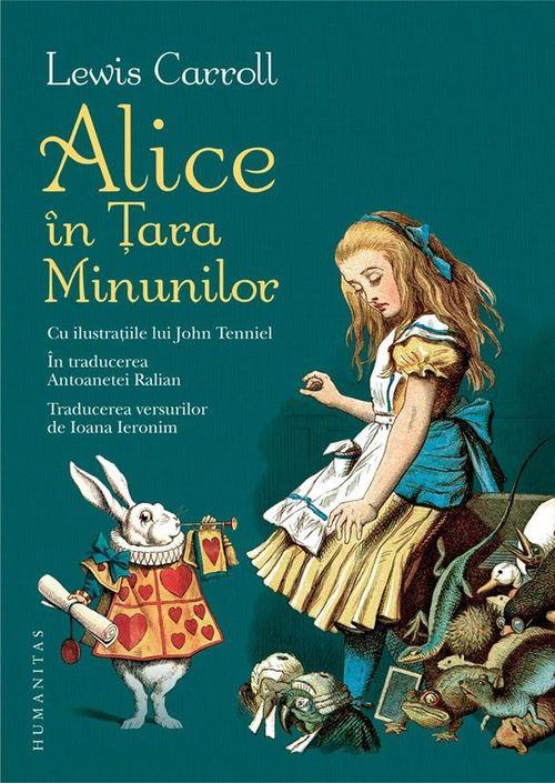 купить Alice în Țara Minunilor - Lewis Carroll в Кишинёве