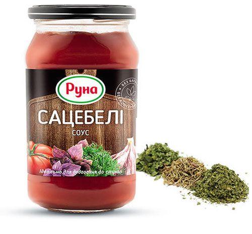 """купить """"RUNA Сацебели"""" Соус  485гр. в Кишинёве"""