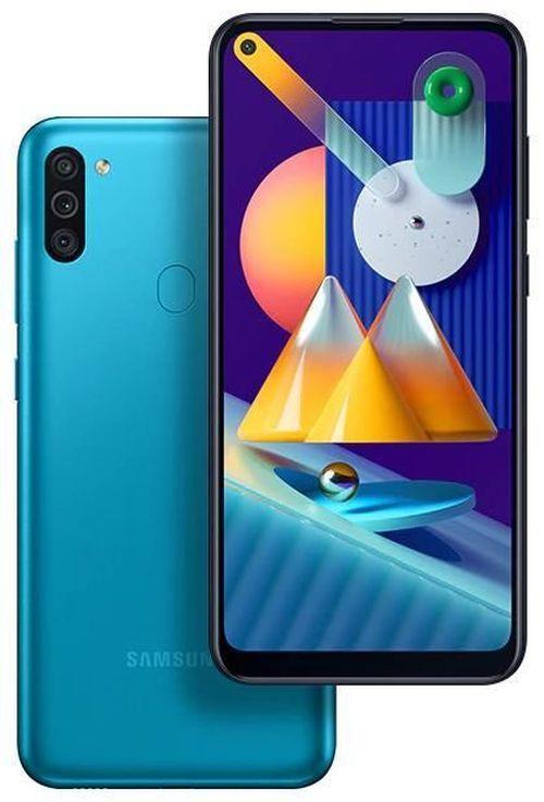 cumpără Smartphone Samsung M115/32 Galaxy M11 BLUE în Chișinău