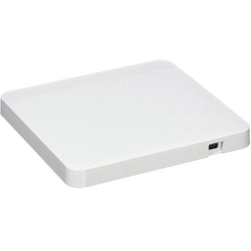 купить LG GP50NW41 White External Slim DVD+-R/RW Drive, 8x DVD+-R/8x DVD+-R DL/24xCDR/6x DVD-RAM/24xCDRW /8xDVD/24xCD, USB 2.0 (unitate optica externa DVD-RW/оптический привод внешний DVD-RW) в Кишинёве