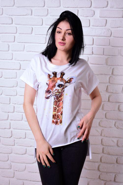 купить Женская футболка Simona ID 4080 в Кишинёве