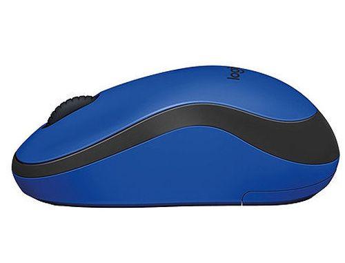 купить Logitech M220 Silent Blue Wireless Mouse, USB, 910-004879 (mouse fara fir/беспроводная мышь) в Кишинёве