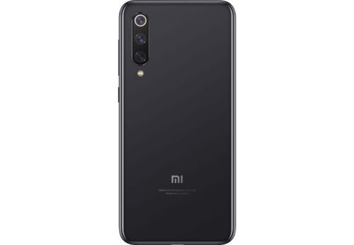 купить Xiaomi Mi 9 SE Dual Sim 128GB Global Version, Black в Кишинёве
