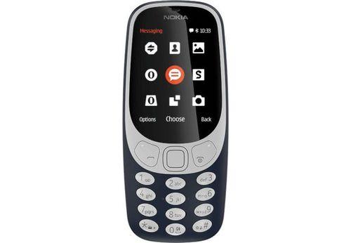 купить Nokia 3310 (2017), Blue в Кишинёве