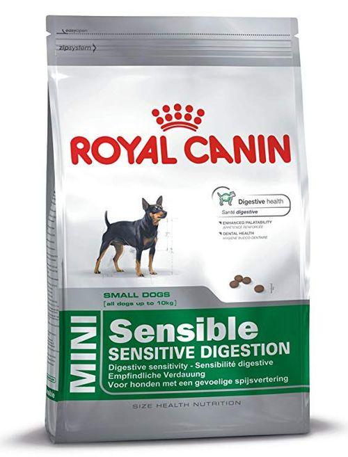 cumpără Royal Canin Mini Sensible (pentru câini de rase mici cu un sistem digestiv sensibil) în Chișinău