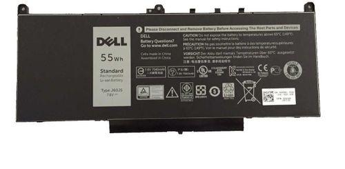 cumpără Battery Dell Latitude E7270 E7470 J60J5 242WD MC34Y GG4FM R1V85 PDNM2 7.6V 7000mAh Black Original în Chișinău